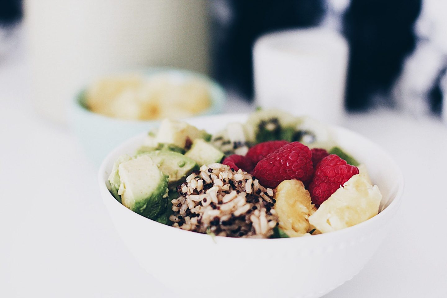 How I Stay Fit at College + My Favorite Post-Workout Salad Recipe