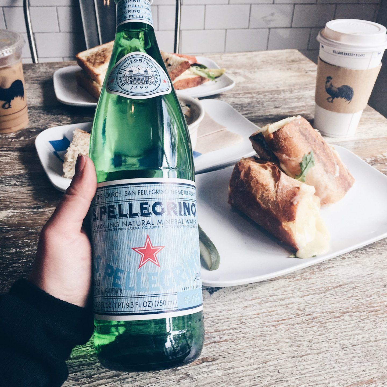 Exploring Fresh & Healthy Eats with San Pellegrino