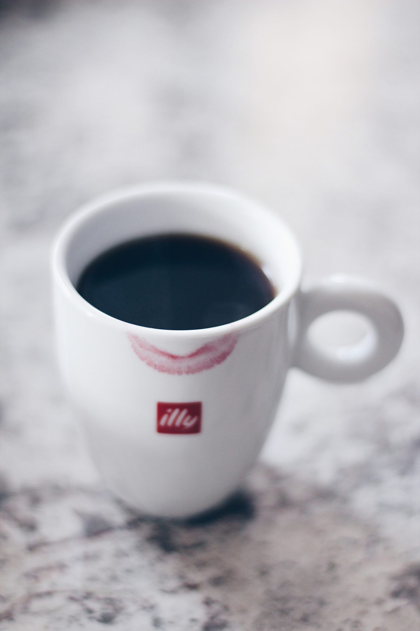 My Perfect Morning With illy Coffee