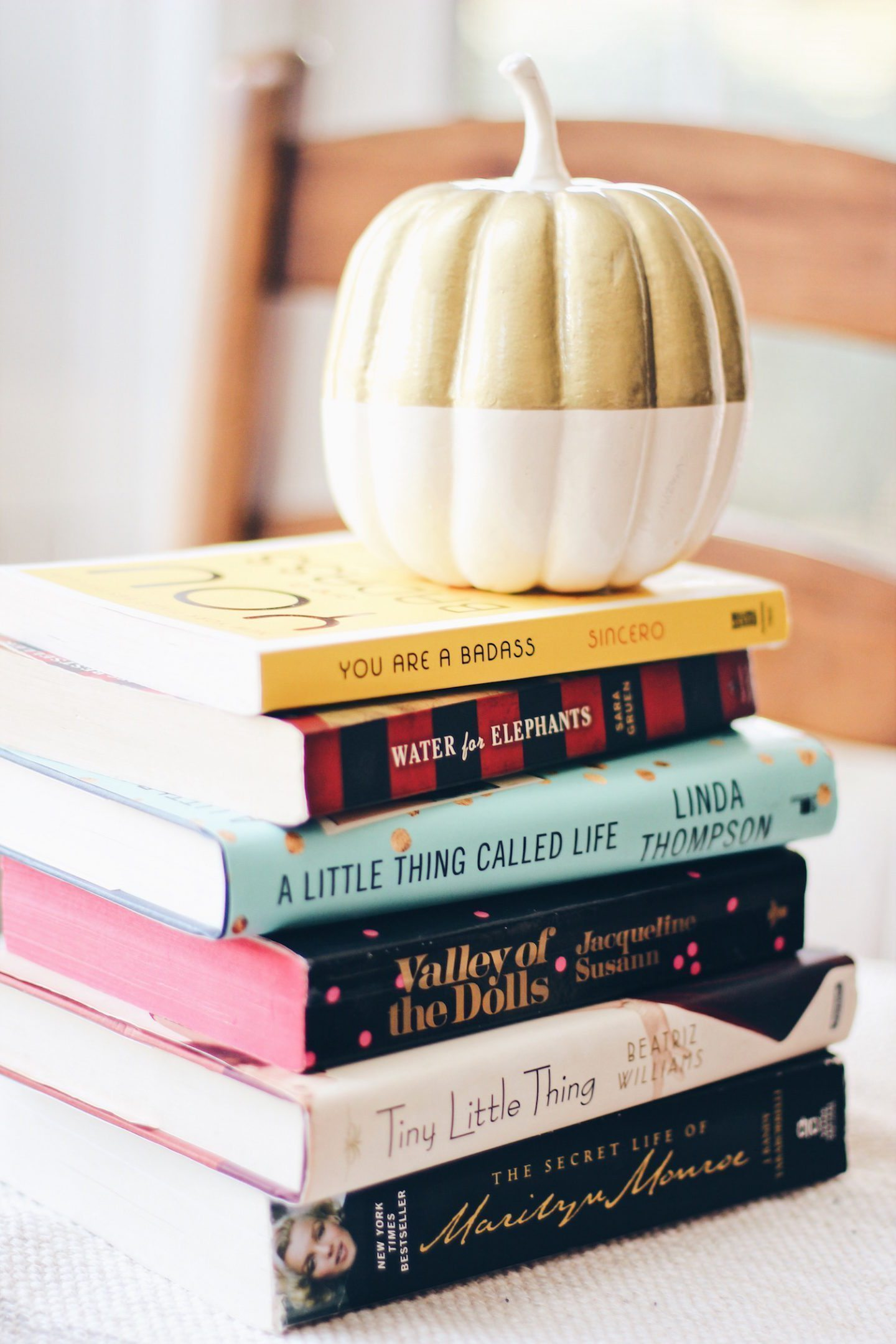 6 Books to Add to Your Fall Reading List