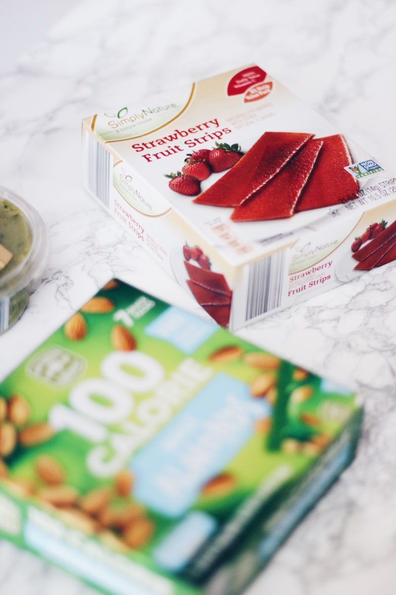 Check out these healthy and affordable snacks from Aldi!