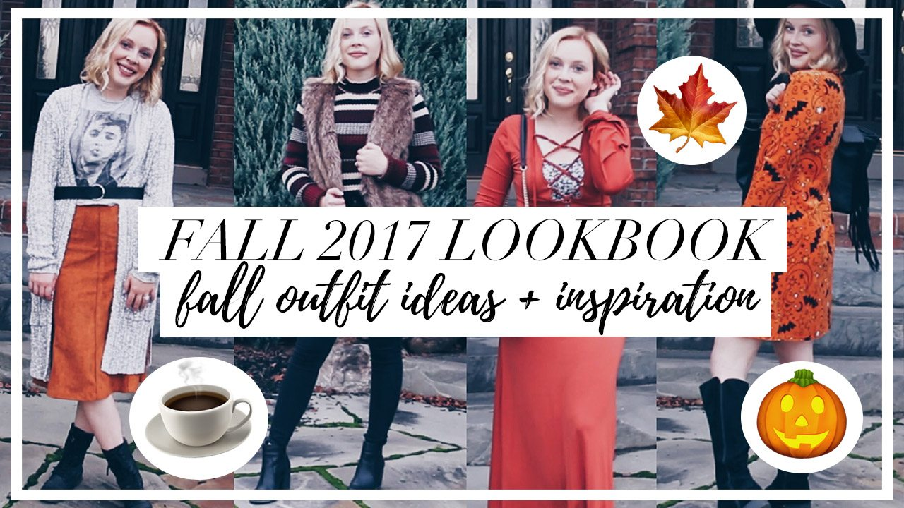 VIDEO: 5 Easy Fall Outfit Ideas You Need to Try Now
