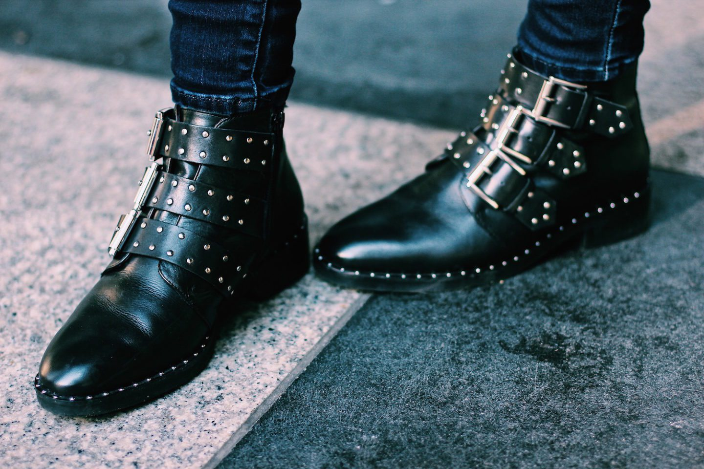 Givenchy Buckle Boots Dupe