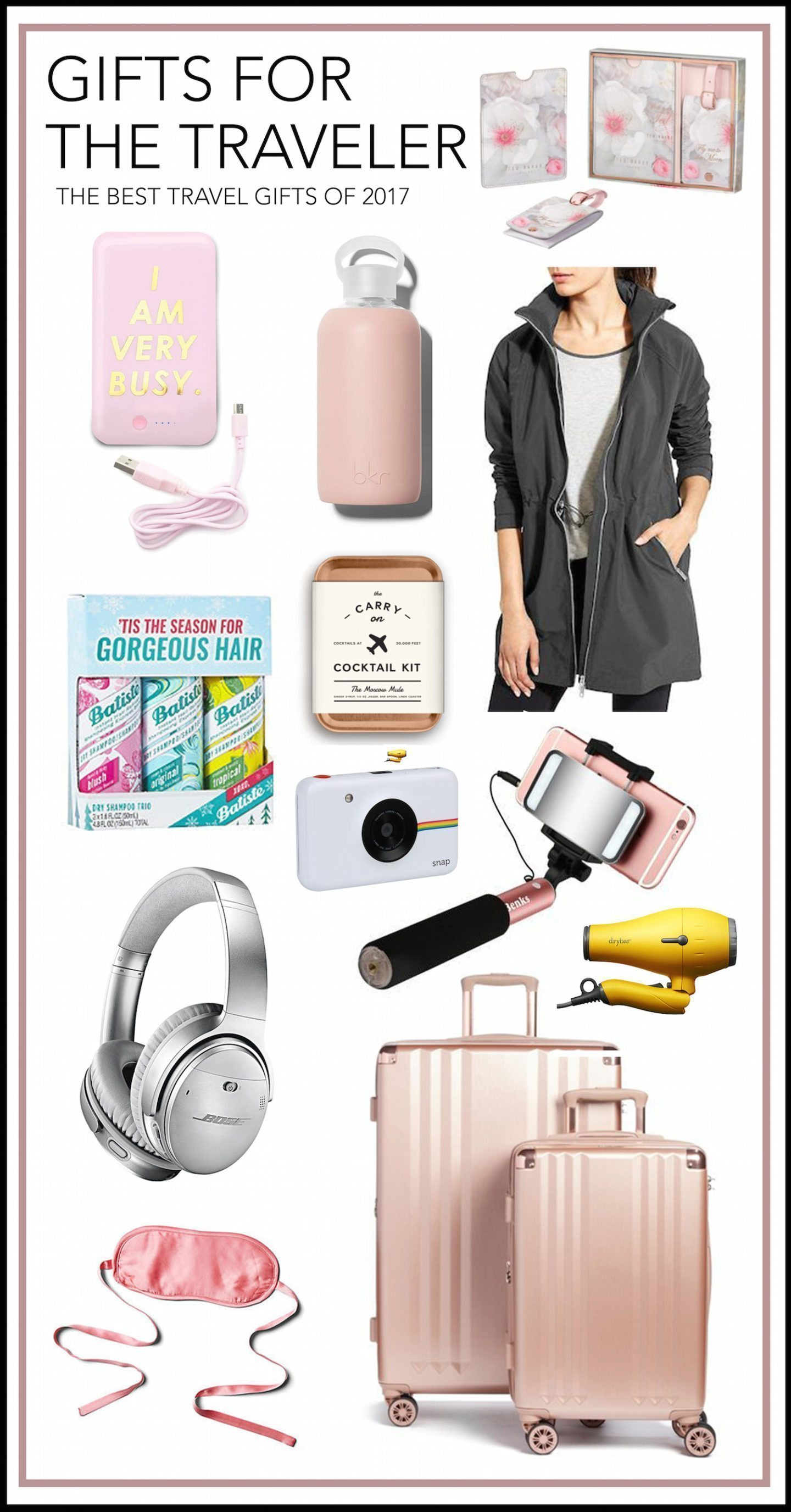 Holiday gift guide the best travel gifts 2017 holly habeck for Christmas gifts for travelers