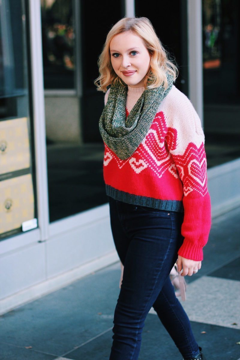 Free People Holiday Sweater