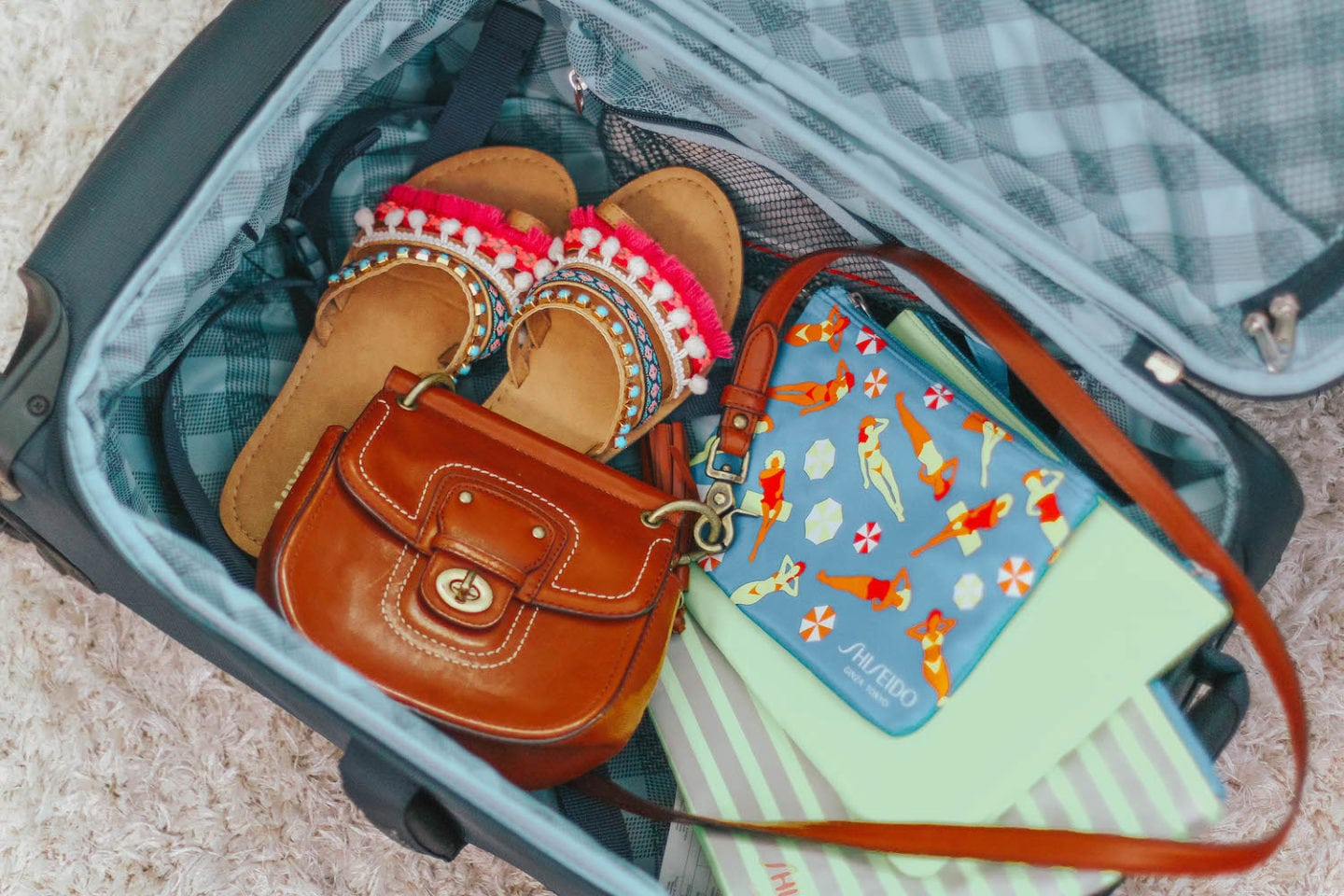 The Best Carry-On Luggage [+ 5 Must-Know Packing Tips] - Holly Habeck