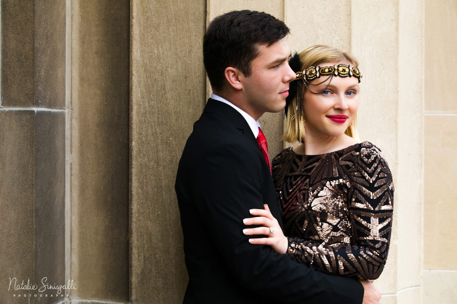 How To Create The Perfect Gatsby Style Engagement Shoot